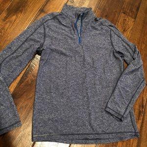 lululemon athletica Shirts - Lululemon Men's Long Sleeve 1/2 zip